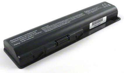 Batéria pre Compaq Presario CQ50, HP Pavilion DV4, DV5, DV6 sarie - 4400 mAh