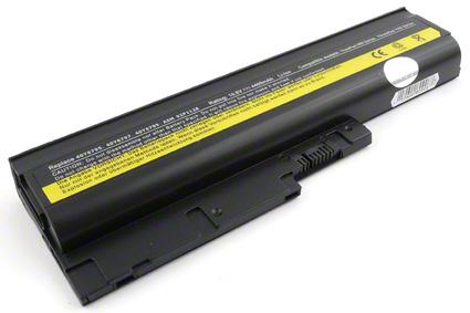 Batéria pre IBM ThinkPad T60, T61, Lenovo Thinkpad R60, R61 - 4400 mAh