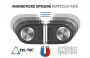 CEL-TEC bluetooth repreduktory Stereo Master Black