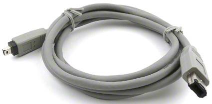 Kábel FireWire IEEE 1394 6-4 - 1,8 m