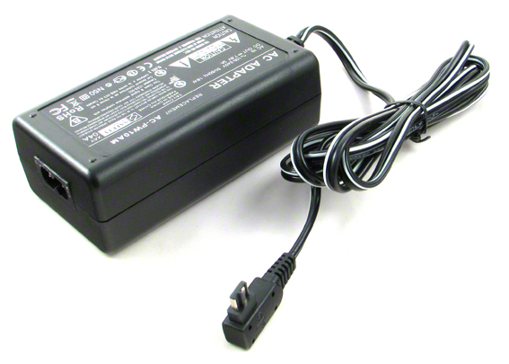 AC adaptér pre Sony AC-PW10AM