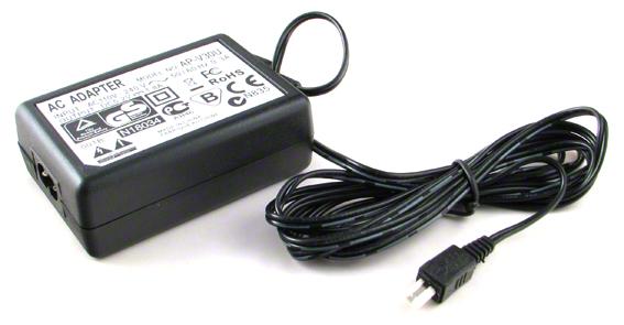 AC adaptér pre JVC AP-V30U, AP-V30, AP-V30M, AP-V30E