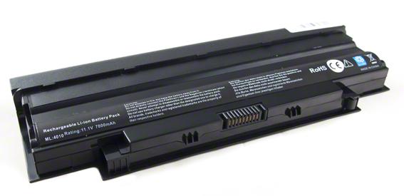 Batéria pre Dell Inspiron N3010, 13R, 14R, 15R, Vostro 1450 - 7800 mAh