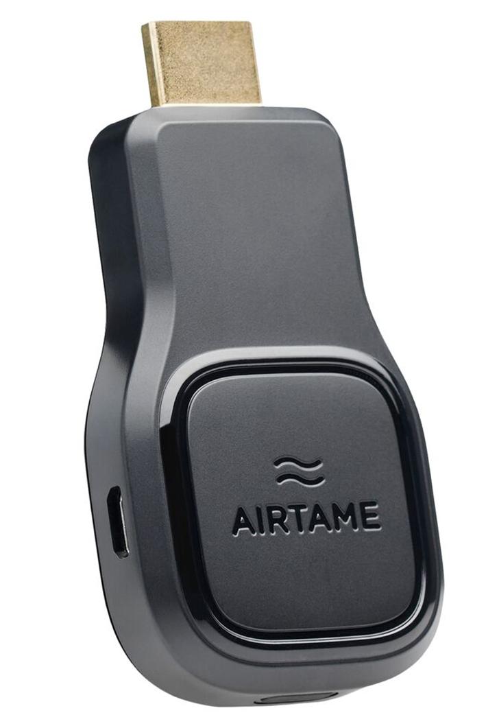 AIRTAME - bezdrátový prenos obrazu Full-HD, HDMI, 30m
