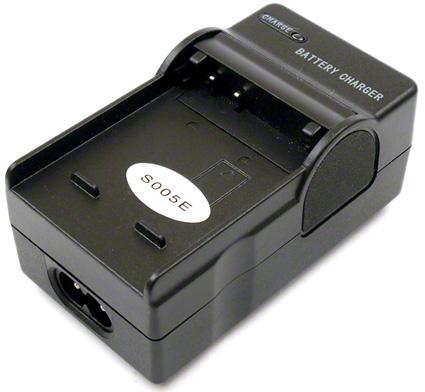 Nabíjačka batérií pre PANASONIC CGA-S005E, CGA-S005, CGR-S 005, DMW-BCC12, DMWBCC12, CGA-S005A/1B, CGA-S005E/1B