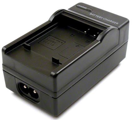 Nabíjačka batérií pre PANASONIC CGA-S008E, CGA-S008, CGA-S008A, CGR-S008, CGA-S008A/1B, DMW-BCE10, VW-VBJ10, DMW-BCE10PP