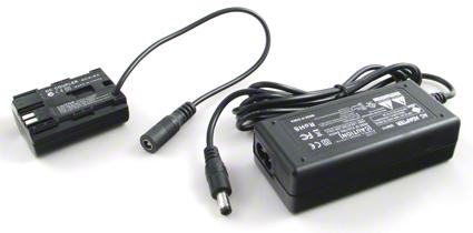 AC adaptér pre Canon ACK-E2