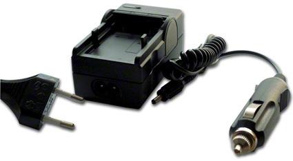 Nabíjačka batérií pre FUJI NP-W126