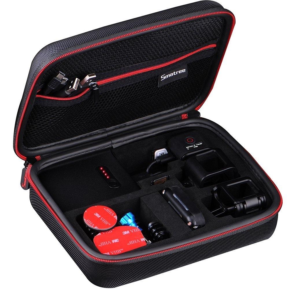 Smatree pOV ochranný kufřík PowerCasa GS160P pre kamery GoPro Hero 4 Session - střední