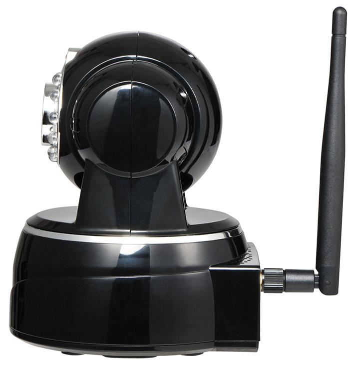 Vnútorná IP kamera Power Energy Mobile NCM620GB HD, WIFI, microSDHC, H.264, P2P, ONVIF, CZ menu