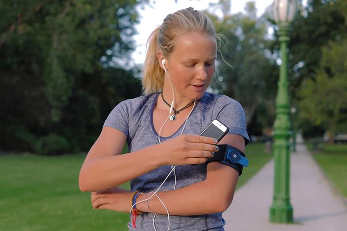 Quad Lock športový držiak na ruku Run Kit - iPhone 6+/6s+