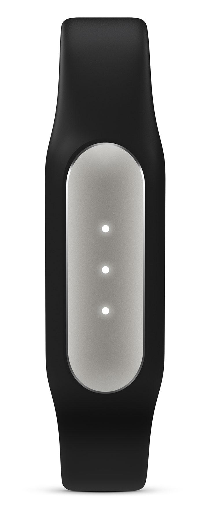 Xiaomi Mi Band - fitness náramok - čierný