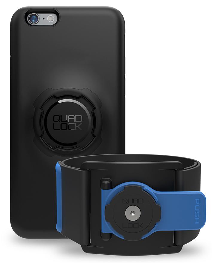 Quad Lock športová držiak na ruku Run Kit - iPhone 6+/6s+