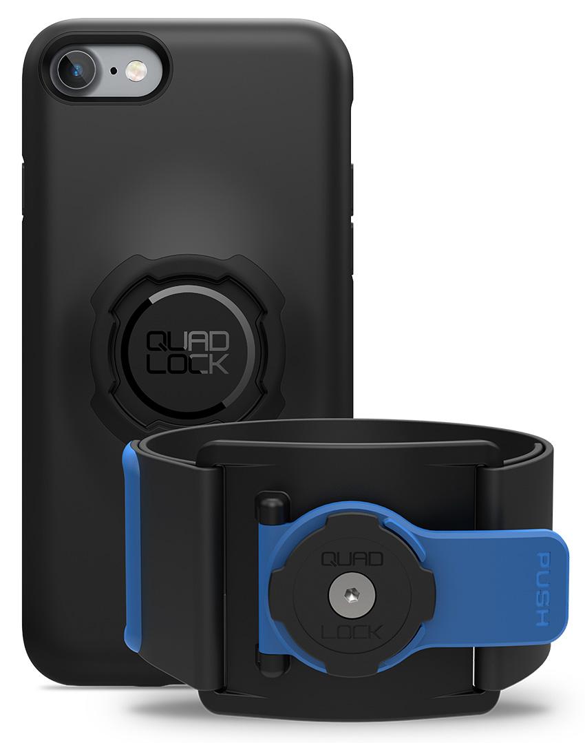 Quad Lock športová držiak na ruku Run Kit - iPhone 7