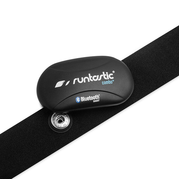 Runtastic Heart Rate Combo Monitor - hrudný pás bluetooth/ANT+