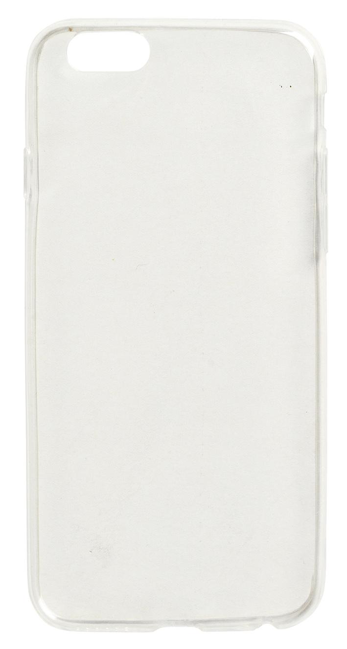 eSTUFF  iPhone 6/6s Clear TPU Cover - transparentná